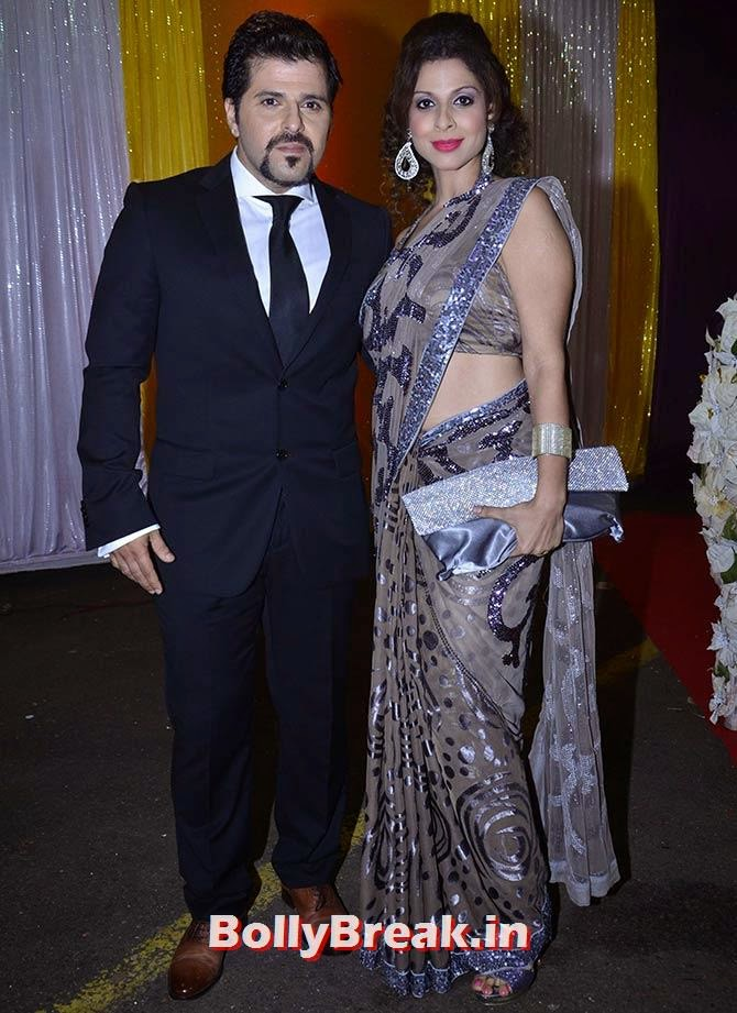 Bhaktiyaar and Tanaaz Irani, SAB Ke Anokhe Awards Photo Gallery
