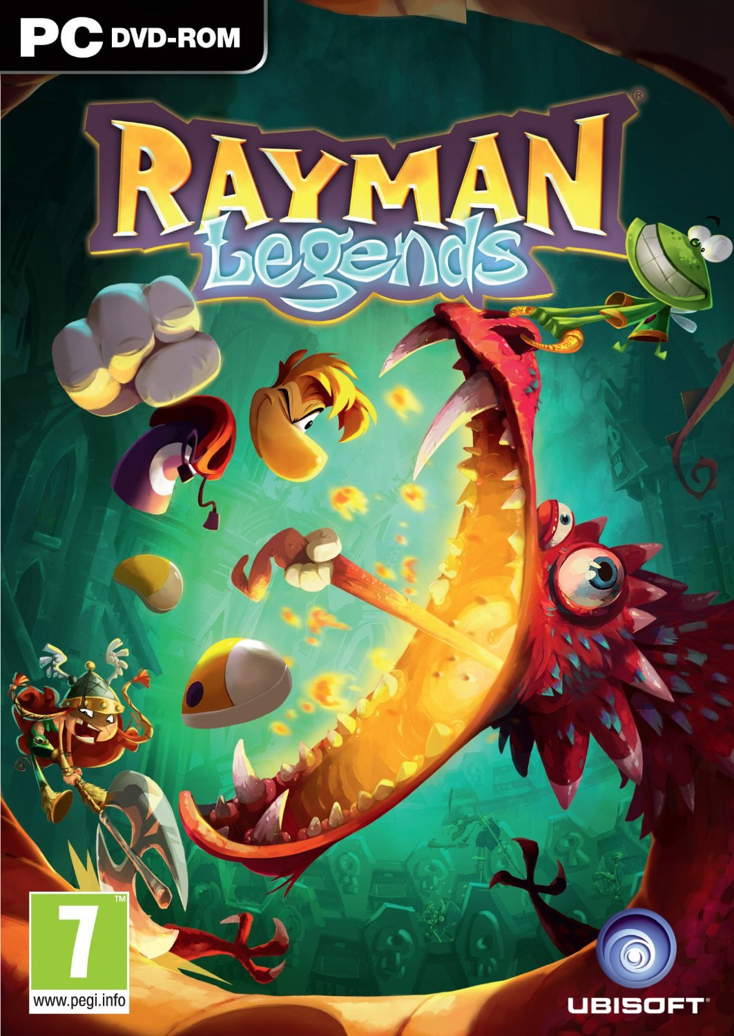 Rayman Legends ESPAÑOL PC