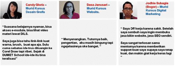 Kursus Internet Marketing Website Desain Grafis Jakarta Depok