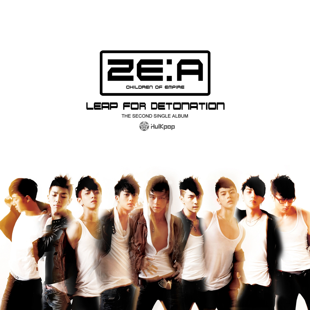 [Single] ZE:A – Leap For Detonation