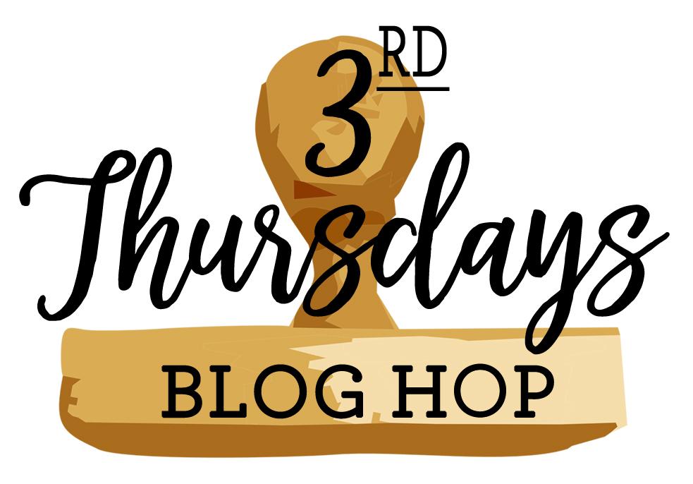 3rd Thursdays Blog Hop - February 2019 | Nature's INKspirations