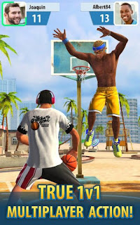 basketball stars mod apk unlimited money