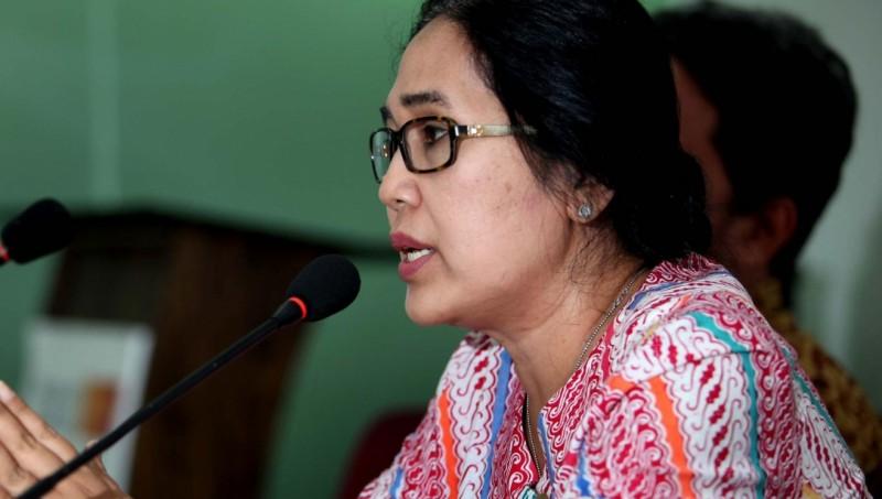 Tim Data dan Informasi Pemenangan Ahok-Djarot, Eva Kusuma Sundari