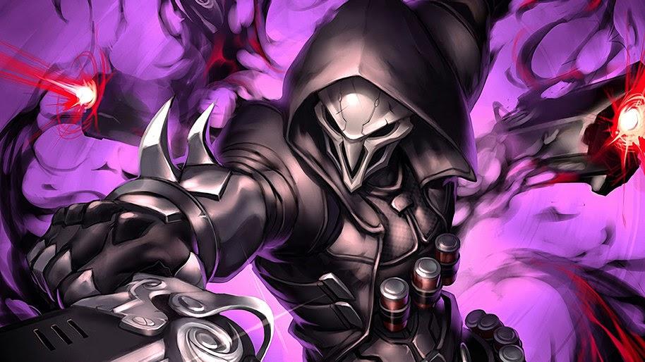 Reaper Overwatch 4k Wallpaper 41