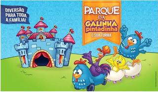 Parque da Galinha Pintadinha  Shopping Vitória 2018