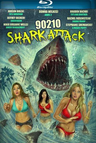 90210 Shark Attack (2014) BluRay 720p x265 350MB