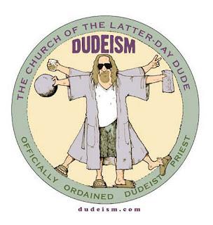 Logo Iglesia dudeísta