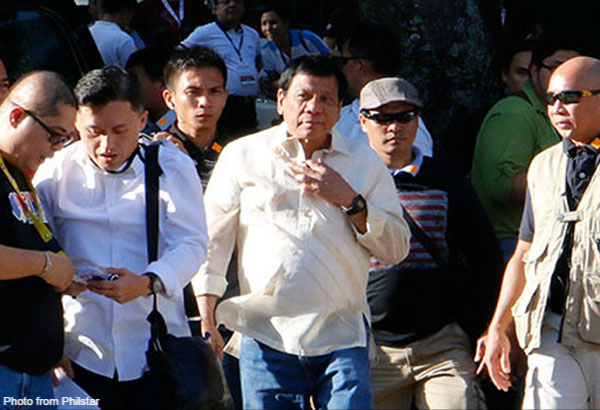 Why Duterte is the people's president? He will not choose pleasantries over public outrage