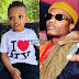 Meet Wizkid's Second Son Ayo Jnr That Looks Exactly Like Him