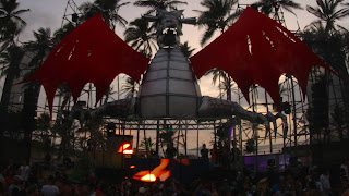 Festival Switch Music 2015 en Tucacas