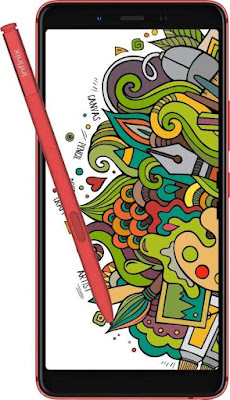 Infinix Note 5 Stylus with XPen | Mediatek Helio P23 | Google Android One, Full Specifications/Features