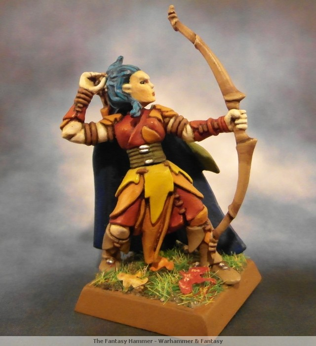 Wood Elves Glade Guard 1