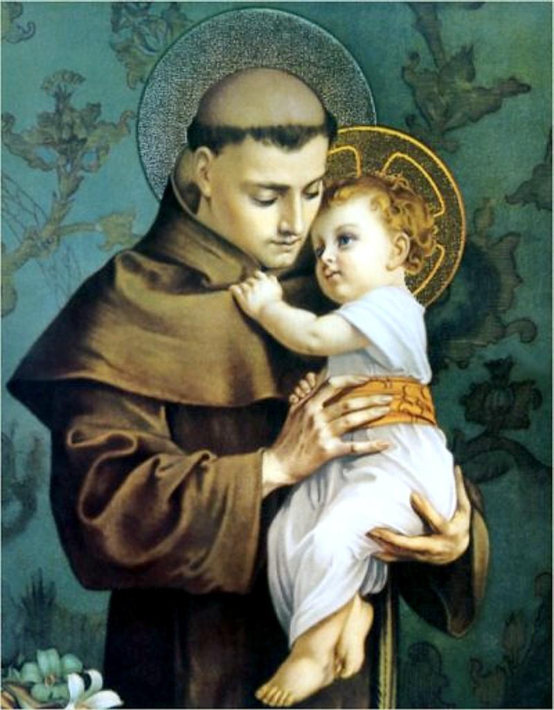 Imagenes De San Antonio De Padua La Palabra Nos Une