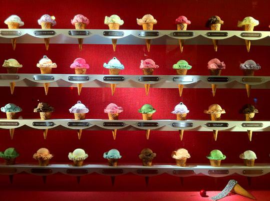 Bad News & Good News Tiffany-ice-cream