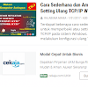 Cara Membuat Iklan In Feed dan In Article di Blog