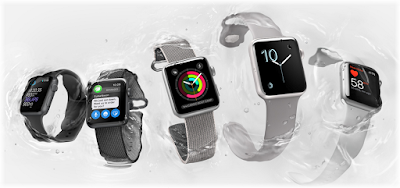 Apple Watch 2 Water Resistance