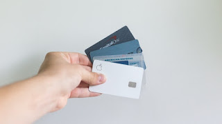 Credit Cards via Unsplash - https://unsplash.com/photos/RJQE64NmC_o
