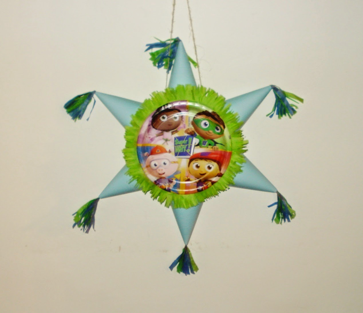 Piñatas Star Shaped Piñatas 3