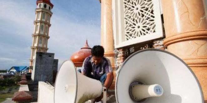 Tuduh Azan Polusi Suara, China Turunkan 1000 Pengeras Suara Masjid