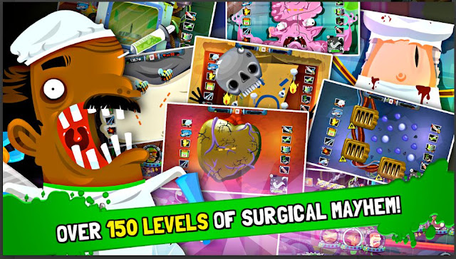 Game Dokter Dokteran Amateur Surgeon 4 Mod Apk