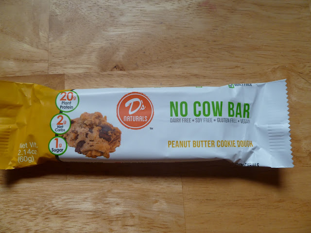 D S Naturals No Cow Bar Review