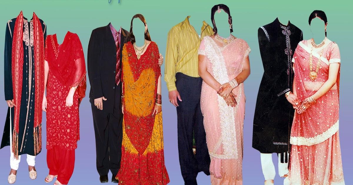 Aman Studio Couple Dress Psd