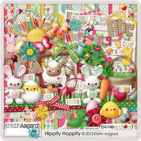 Hippity Hoppity by Kristin Aagard