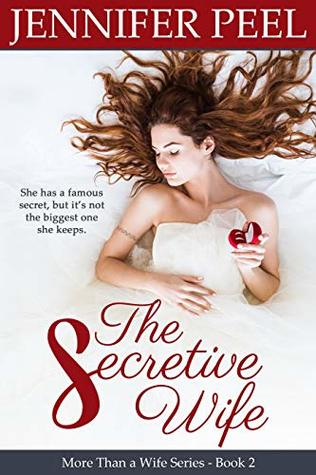 Heidi Reads... The Secretive Wife by Jennifer Peel