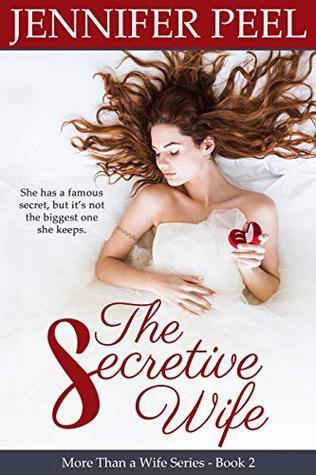 Heidi Reads... The Secretive Wife by Jennifer Peel