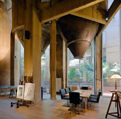 Arquitectura impactante