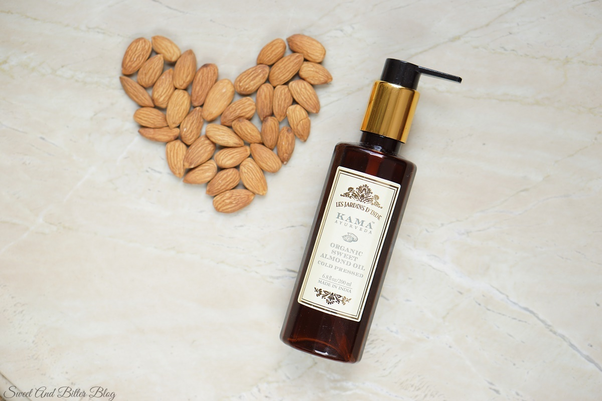 Kama Ayurveda Organic Sweet Almond Oil Cold Pressed Review