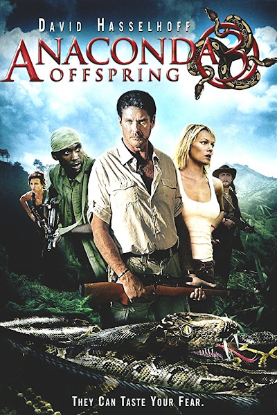 Poster of Anaconda 3 Offspring 2008 Dual Audio [Hindi-English] 720p HDRip Download