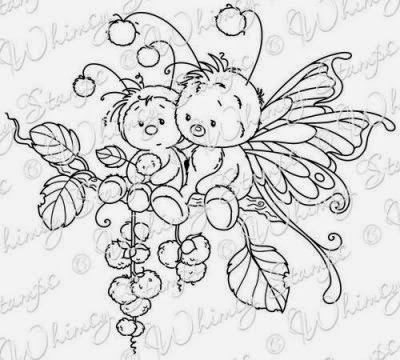 Sympathy card coloring pages ~ Sylvia Zet: Sympathy Bugs by Jacque Beddingfield