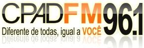 Rádio CPAD FM de João Pessoa ao vivo