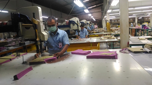Factory Visit Wacoal Indonesia