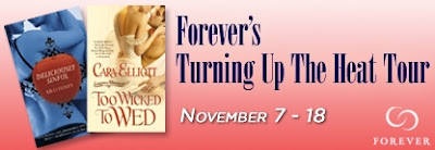 Bea's Book Nook, Forever Romance, TURNING UP THE HEAT, Lilli Feisty, Cara Elliott