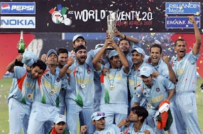 INDIA and pakistan worldcup t20