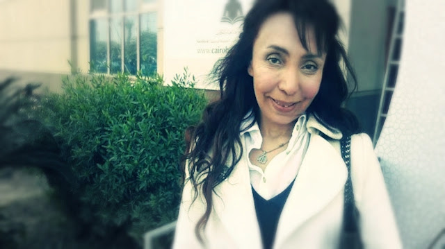 ◄ شاهد  معتزة عبدالصبور تكشف سبب ابتعادها عن التمثيل: