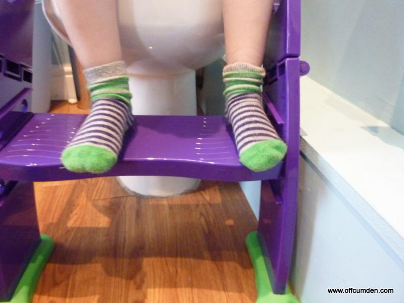Babyway Podium Toilet Seat Review Helpful Mum