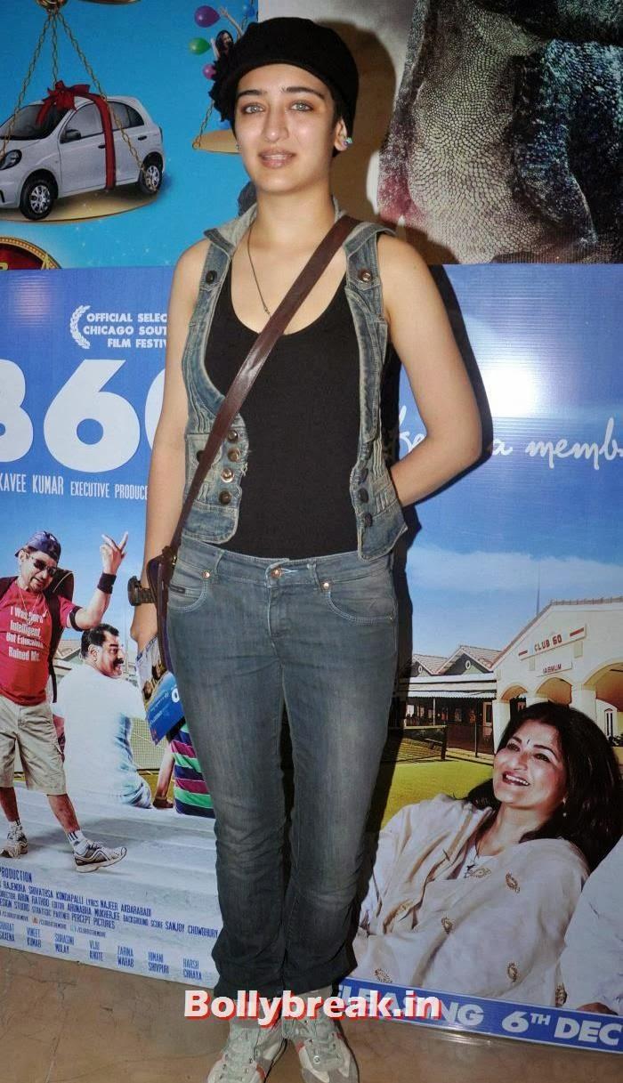 Akshara Haasan, Club 60 Special Screening Photo Gallery