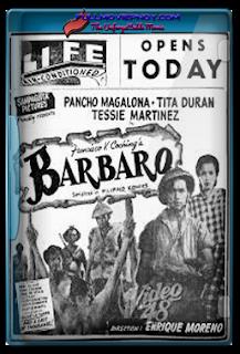 Sabas, Ang barbaro (1952)