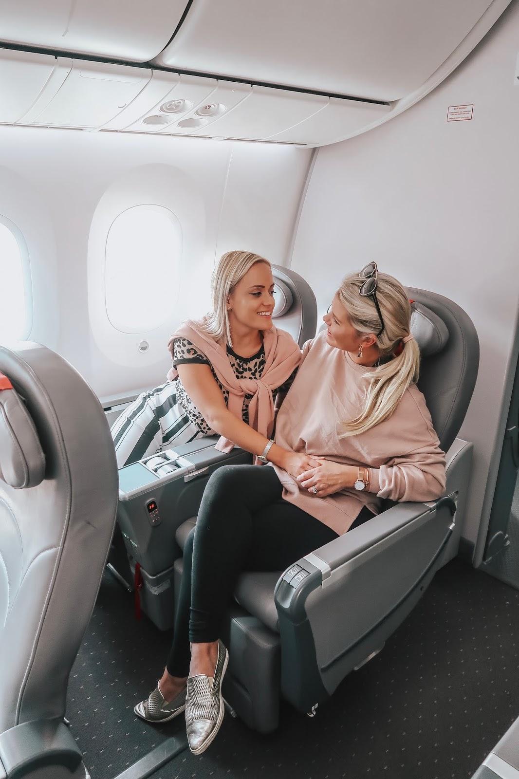 norwegian airline premium