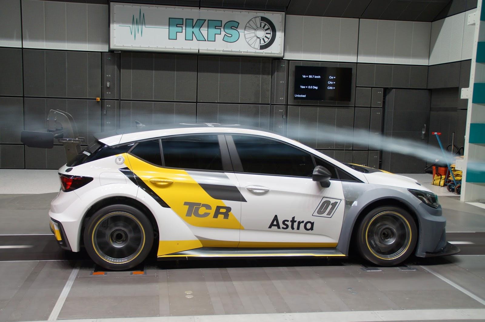 Opel Astra TCR 300280 Τελειοποιώντας την αεροδυναμική του Astra Opel, Opel Astra, Opel Astra TCR, Rally, Τεχνολογία