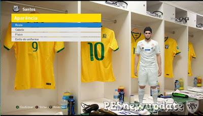 PES 2016 BrazilPES