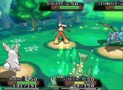 Pokemon Omega Ruby 3DS - Screenshot 3