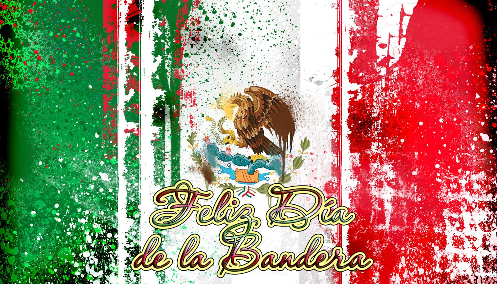 BANCO DE IMÁGENES: Fotos De La Bandera De México (24 De