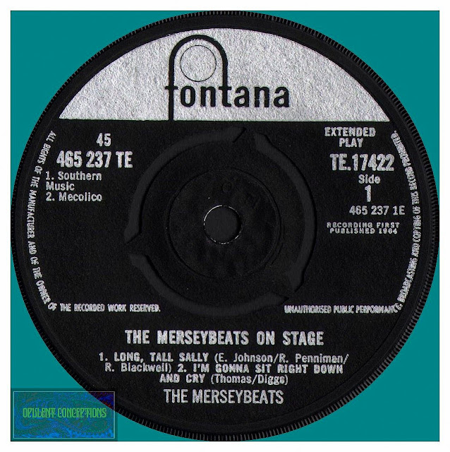Merseybeats, The - It's Love That Really Counts
