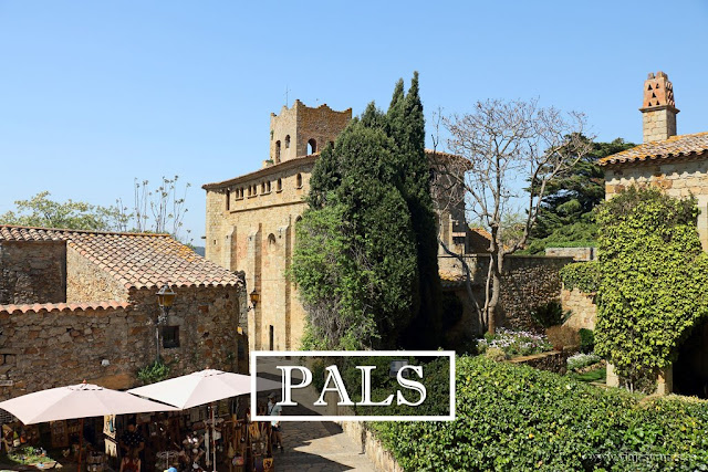 Descubre qué ver en el recinto gótico de Pals