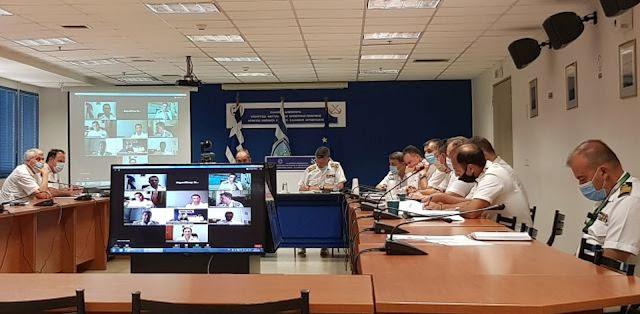 Κορωνοϊός: Αυστηρή τήρηση των μέτρων προστασίας ζητάει από τις Λιμενικές Αρχές ο Υπουργού Ναυτιλίας