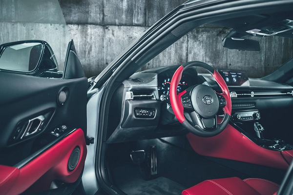 Toyota GR Supra 2019 Interior